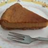 山本ゆりさんのキャラメルチーズケーキ