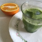 40代からのダイエットに最適、酵素たっぷり今日の野菜ジュースと手作り餃子