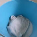 我が家で使っている洗剤、ユニフォームの泥汚れに洗剤のレギュラー