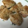自家製パン粉で鮭のパン粉焼き